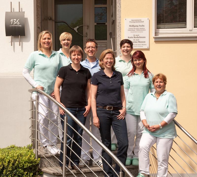 Arztpraxis Aachen-Haaren